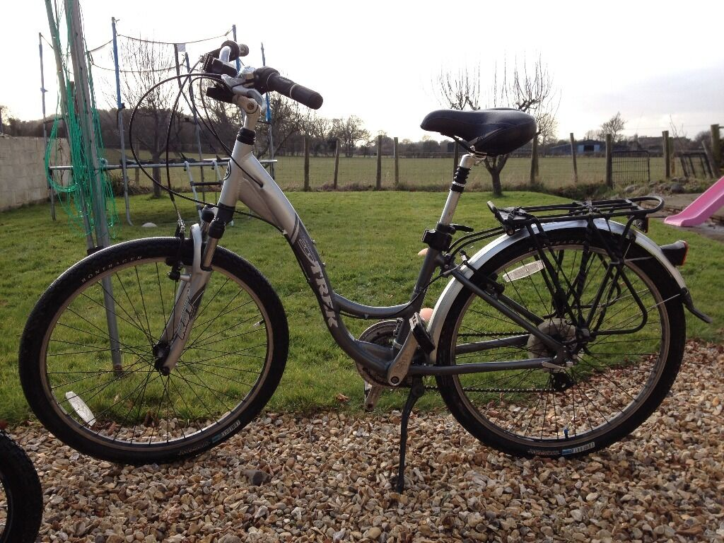 Ladies Trek Navigator 200 Bike For Sale In Somerset Gumtree