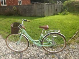 Like New Town Bike with Basket
