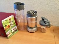 NutriBullet Blender - Nearly New
