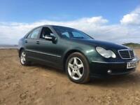 2003 Mercedes C270 CDI