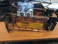 Titan X with EK Water block