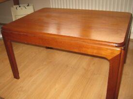 Solid Wood Coffee Table - Beautiful