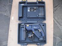 Performance Power 240V SDS Hammer Drill Model CLM710RH With SDS Bits In Case