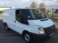 Ford transit van 2013 model not Vito sprinter vivaro 2.2 euro 5 1 owner full service history drives
