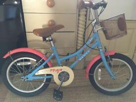 Lil duchess girls bike 14 inch