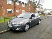 Vauxhall Astra 1.7 CDTI 2012 1 owner FSH Free road tax