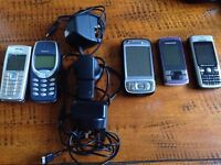 Phone for Spares or Parts Nokia, Samsung, HP, HTC