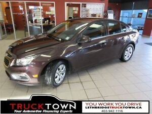 2015 Chevrolet Cruze 1LT-BACKUP CAMERA