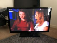 43 INCH SAMSUNG HD TV+FREEVIEW+REMOTE+DELIVERY