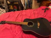 full size Westfield acoustic guitar