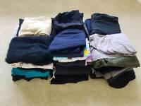 50 item clothes bundle GAP Zara Next