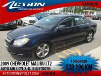2009 CHEVROLET MALIBU LT LT2  AUTO AIR 4 CYL 2.4L  BLUETOOTH