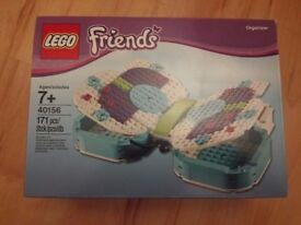 Lego Friends Butterfly box