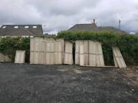18x9 concrete panel garage