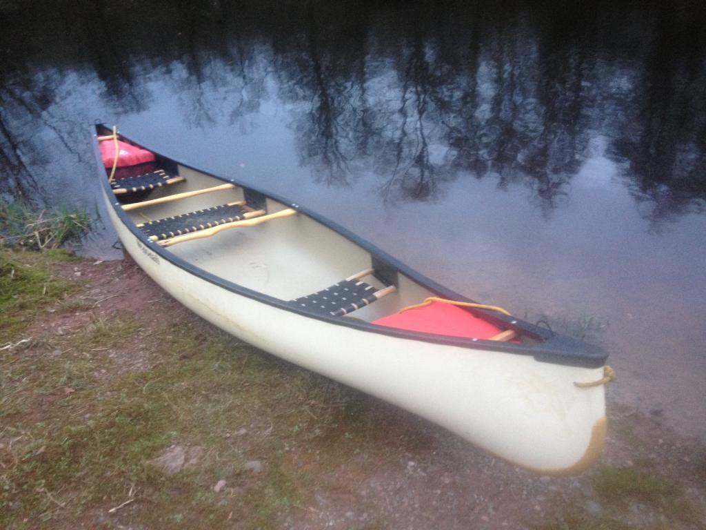 Wenonah Prospector 16 canoe Royalex | in Annan, Dumfries and Galloway |  Gumtree