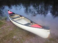 Wenonah Prospector 16 canoe Royalex