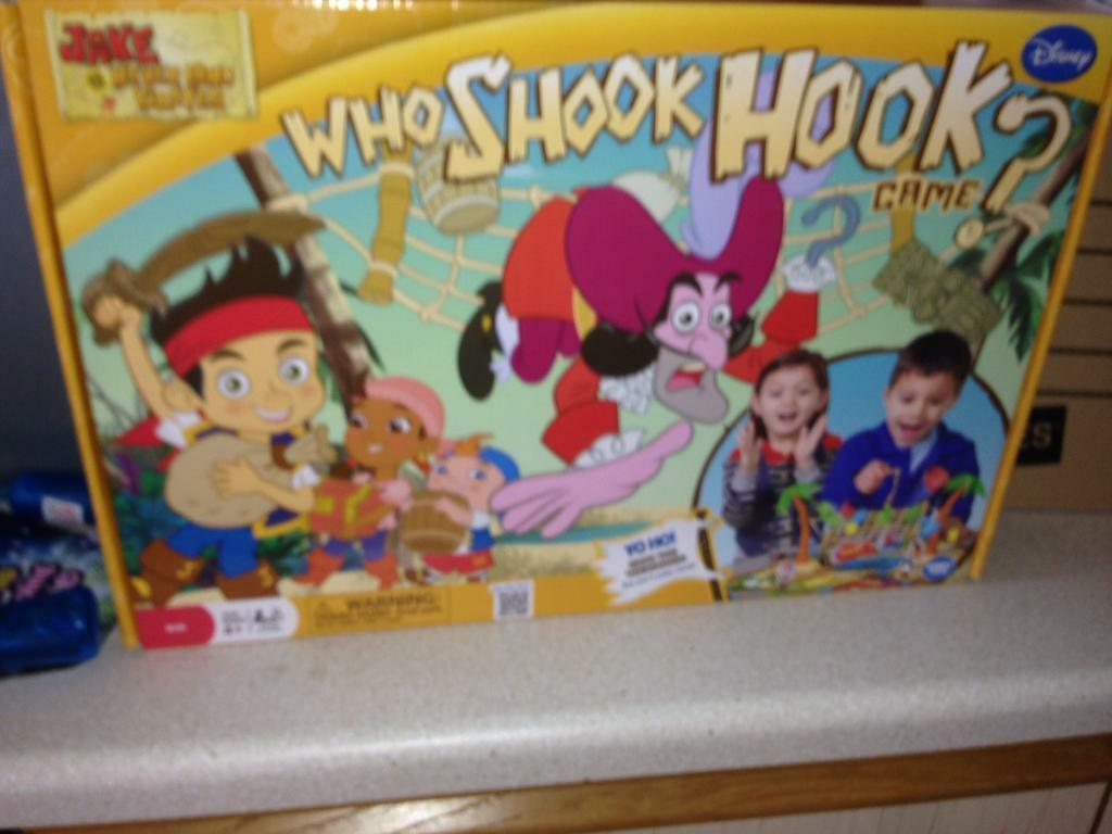 Children's board game