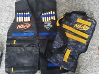 Nerf Vest and Carry Bag