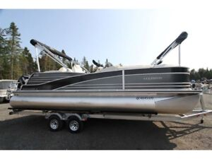 2015 Harris FloteBote Grand Mariner