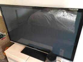 """Panasonic 50"""" Plasma TV - faulty"""
