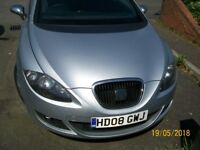 SEAT LEON 2008r 1.4 TSI SPARES OR REPARES