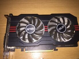 Rdeon HD7770 2GB GHZ Edition Graphics card