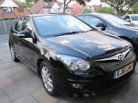 2011 Hyundai I30 Comfort 1.4 Petrol with Full Hyundai Service History and only 51,000 miles