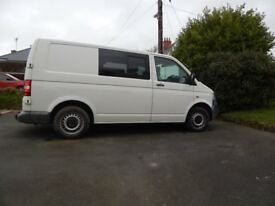 2007 VW transporter van 1.9l with low mileage for year. 12 months MOT