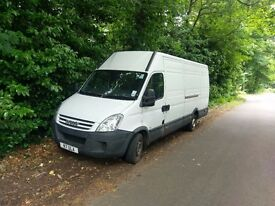 Iveco daily LWB spare and repair