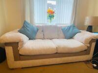 Large 2 seater sofa