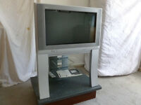 "Traditional Panasonic 28"" digital freeview TV"