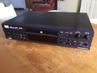 HHB CDR830 BurnIT PLUS Compact Disc Recorder