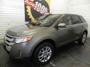 2013 Ford Edge Limited AWD, Navigation
