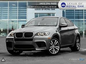 2013 BMW X6 M Executive Package  - $389.93 B/W