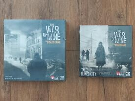 This War of Mine - Board Game - New, Factory Sealed