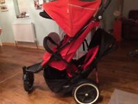 Phil and Ted's Navigator Double Pushchair V2