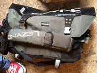 Courier bike bag