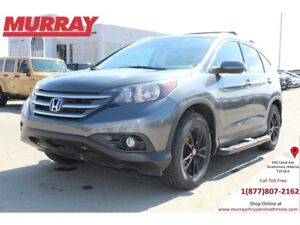 2012 Honda CR-V EX-L *ALL WHEEL DRIVE! FUEL EFFICIENT! SUNROOF!*