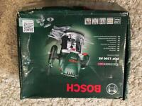 NEW Bosch plunging router kit