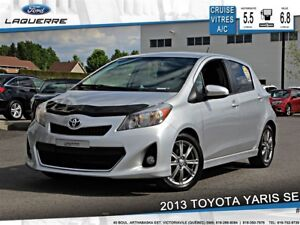 2013 Toyota Yaris SE**LOOK SPORT*AUTO*BLUETOOTH**