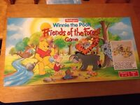 Winnie The Pooh Friends of the Forest Board Game