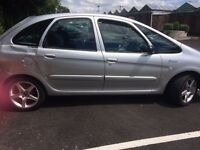 Selling my citroen picasso