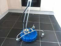 vt62 300mm rotary floor cleaning surface cleaner £120