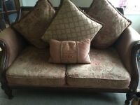 2 x large Barker and Stonehouse Sofas