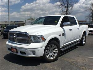 2014 Ram 1500 LONGHORN**DIESEL**LEATHER**