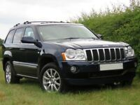 2007 Jeep Grand Cherokee 3.0CRD Overland