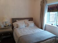 Double bedroom for female or male professional B24
