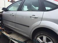 Breaking Ford Focus 1.6 petrol and blue 1.8 tdci