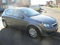 VAUXHALL ASTRA 1.6 2006 12 MONTHS MOT SERVICE HISTORY IMMACULATE FOCUS VECTRA MONDEO 308 307 MEGANE