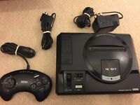Sega Megadrive + games bundle. WILL NOT SPLIT